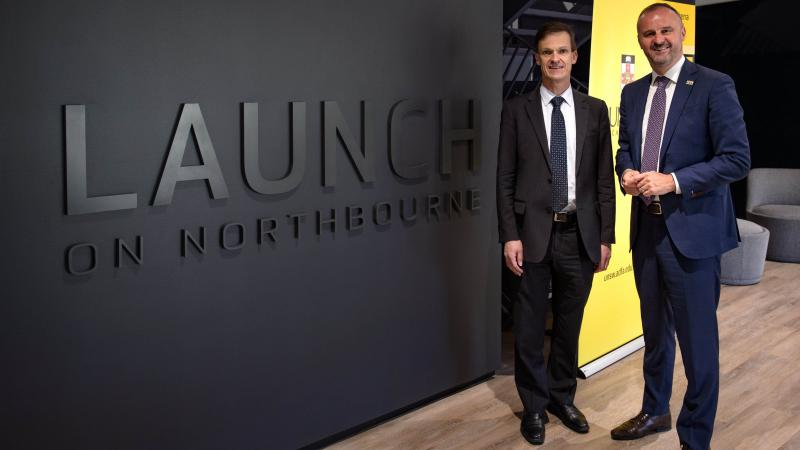 Launch on Northbourne Opening