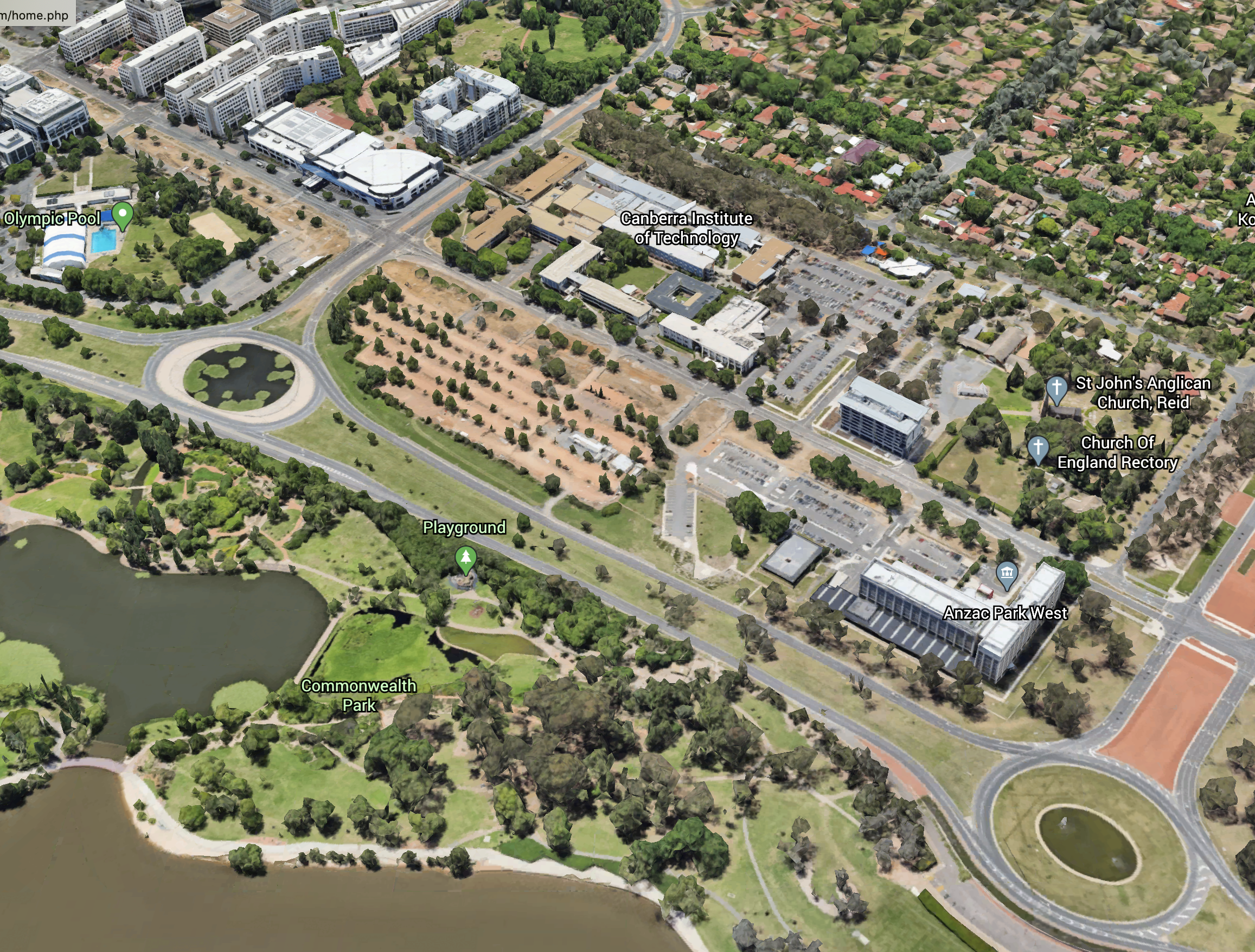 UNSW Canberra City campus